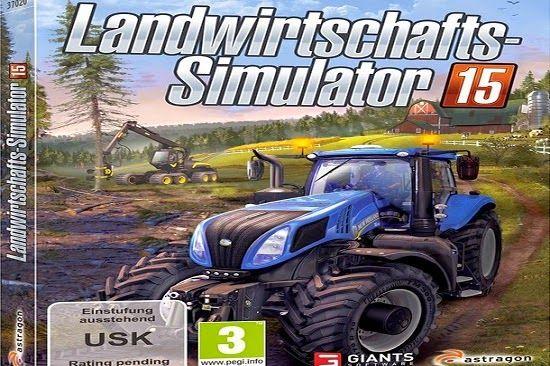 скачать игру Farming Simulator 2015 на компьютер - фото 10