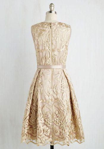 Screen Actors Soiree Dress | Mod Retro Vintage Dresses | ModCloth.com