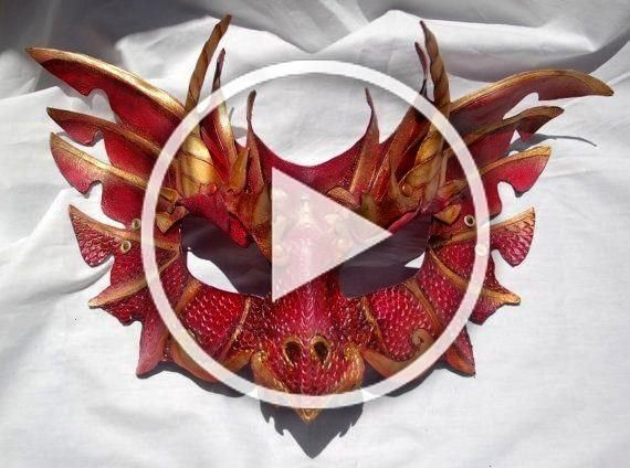 ideas about Dragon Mask on Pinterest  Leather Mask Masks  ideas about Dragon Mask on Pinterest  Leather Mask Masks  Geometric pattern area rug under a full size bed Belve...
