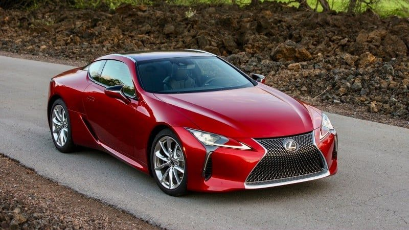 The Top 10 Fastest Lexus Cars Ever Made With Images Lexus