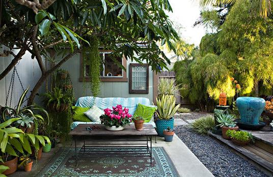 Cozy Backyard Kleine Tuin Ontwerpen Landschapsontwerp Kleine