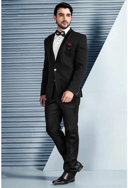 Tuxedo Suits-Black-ST596 | Fashion | Pinterest | Wedding suits and ...