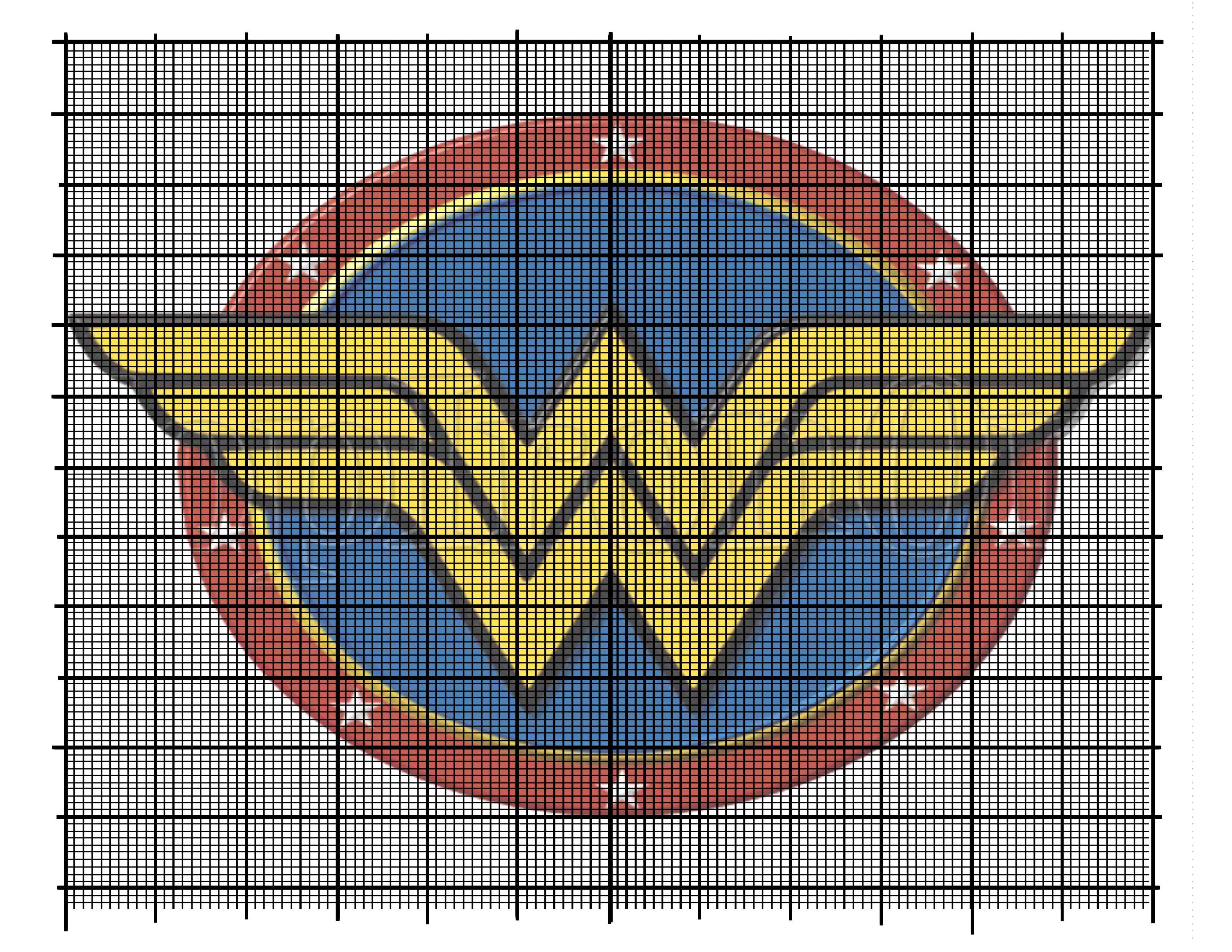 Cross stitch pattern for pig - symbol of 2019 5