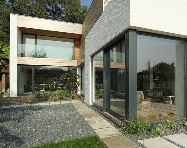 Stunningly Scandinavian Interior Designs Facade House Exterior Design House Exterior