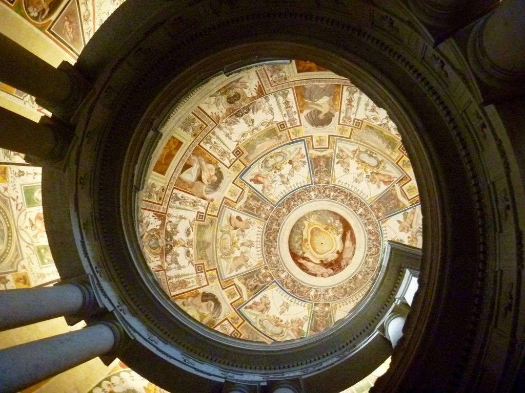 Palazzo Farnese -Caprarola  Lazio, Italia