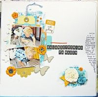 A Project by Umenorskan from our Scrapbooking Gallery originally submitted 08/07/11 at 01:55 PM