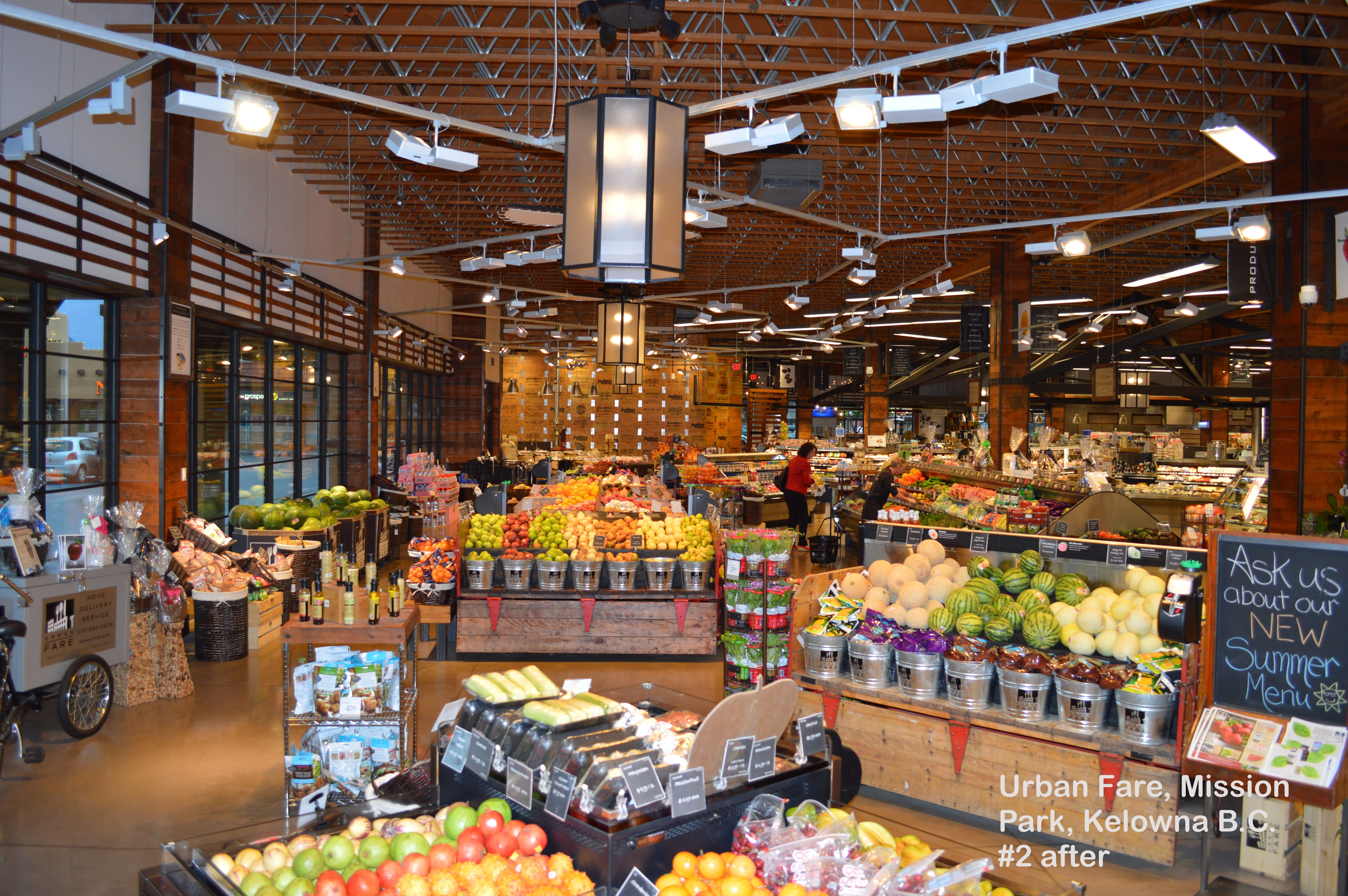 A sneak peek inside Kelowna's newest gourmet grocer, Urban