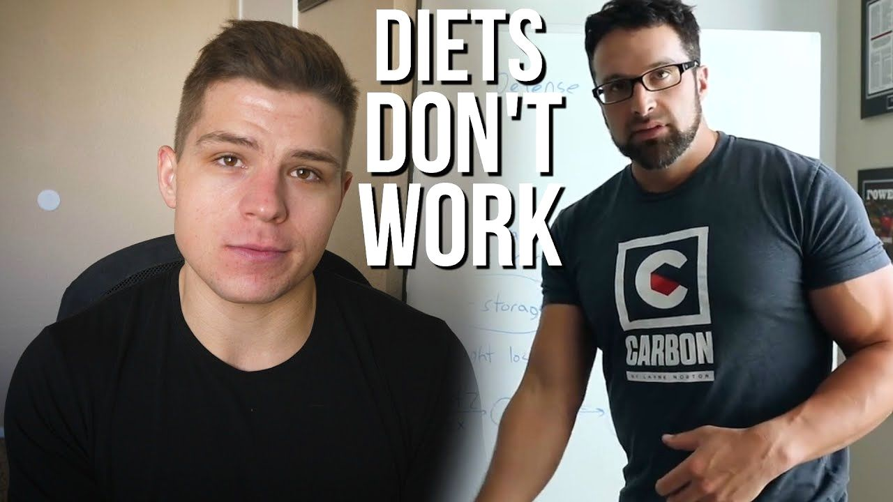 WHY DIETS FAIL!? (Response To Layne Norton) #crossfit #eatclean #crossfitlife #olympiclifting #livef...