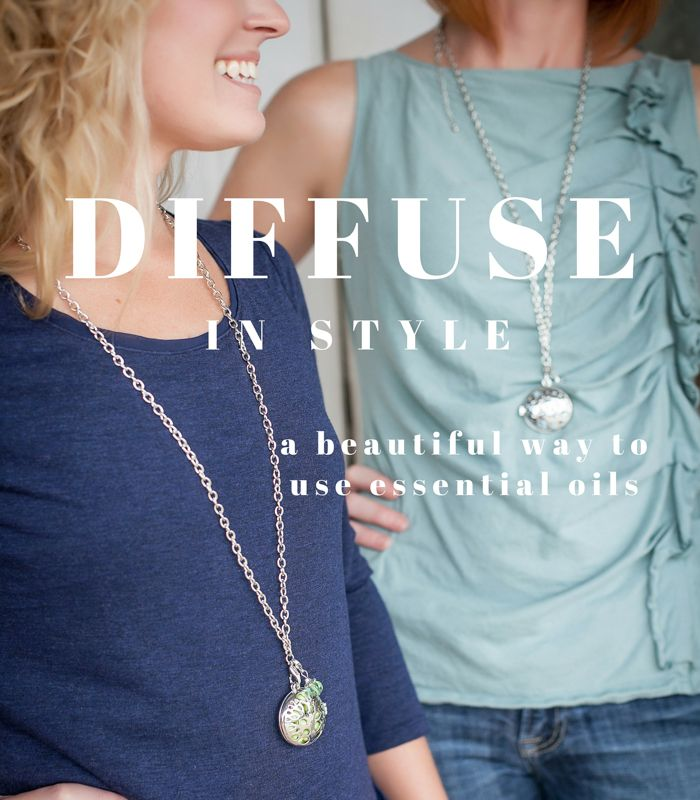 Diffuse In Style - A Beautiful Way To Use Essential Oils - https://www.simplyaroma.com/BeverlySmith