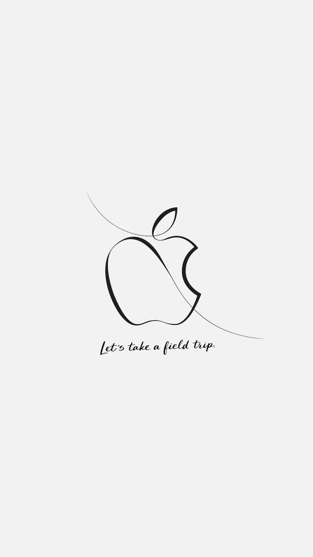 Apple Event Wallpaper Let S Take A Field Trip In 2020 Field Trip Iphone Wallpaper Smartphone Wallpaper