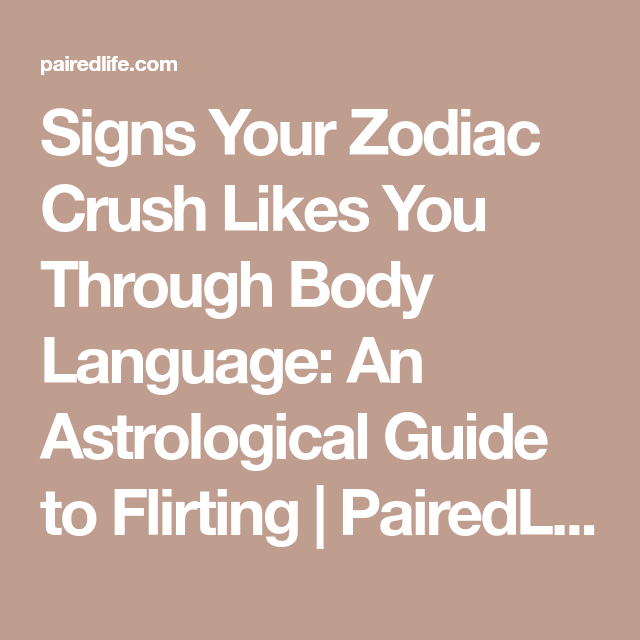 flirting signs on facebook free trial