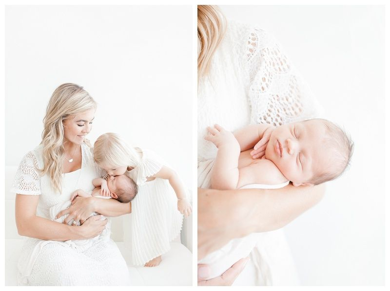 Newborn photography posing miranda north photography los angeles