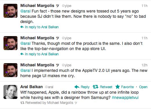 Steve Jobs Rejected Apple TV's Current User Interface Five