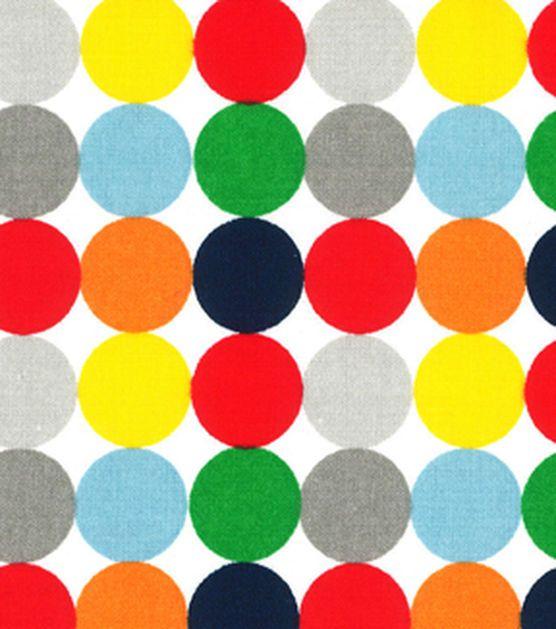 Nursery Fabric Dino Dot