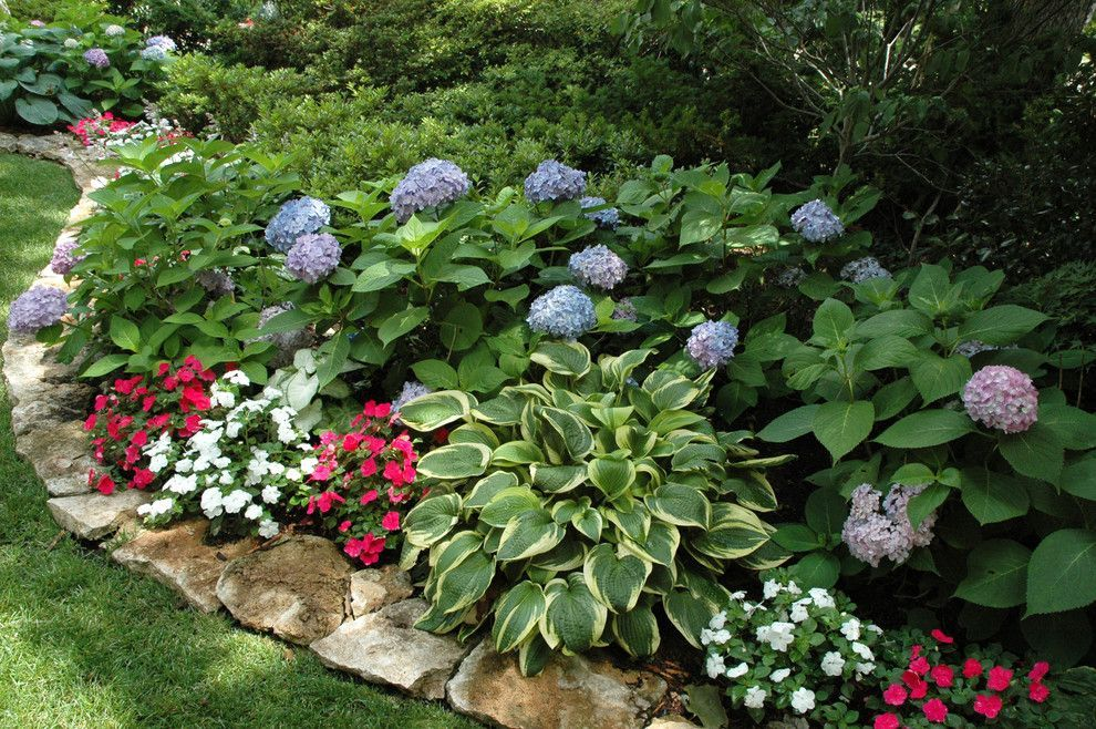 beautiful flower bed edging convention