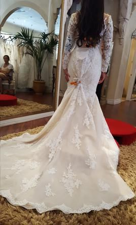 Pronovias Tibet Wedding Dress Currently For Sale At 20 Off Retail