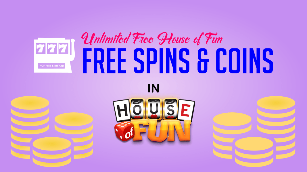 House Of Fun Free Coin Free Hof Slots Giveaway Free Slot Games Free Slots Casino Fun
