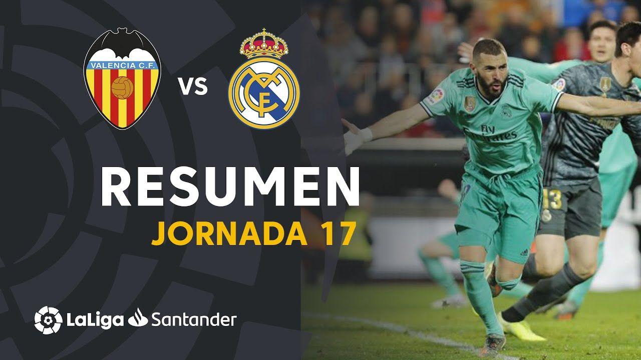 Resumen de Valencia CF vs Real Madrid (11) Real madrid
