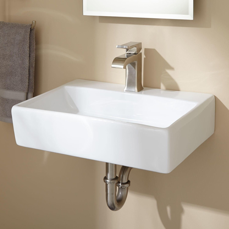 Rogge Wall Mount Bathroom Sink Bathroom Sinks Bathroom Wall Mounted Bathroom Sinks Wall Mounted Bathroom Sink Bathroom Sink [ 1500 x 1500 Pixel ]