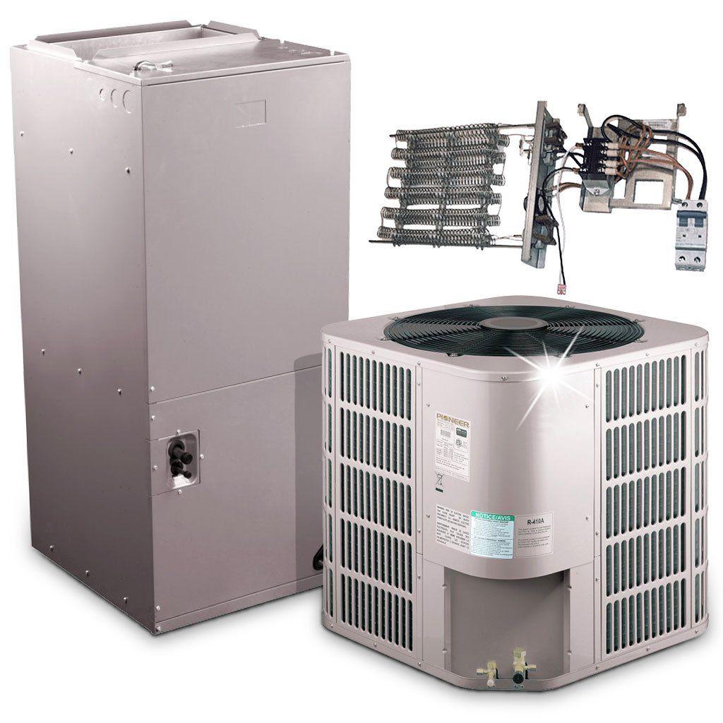 Pioneer® 60,000 BTU 17.5 SEER Ducted Central Split Air
