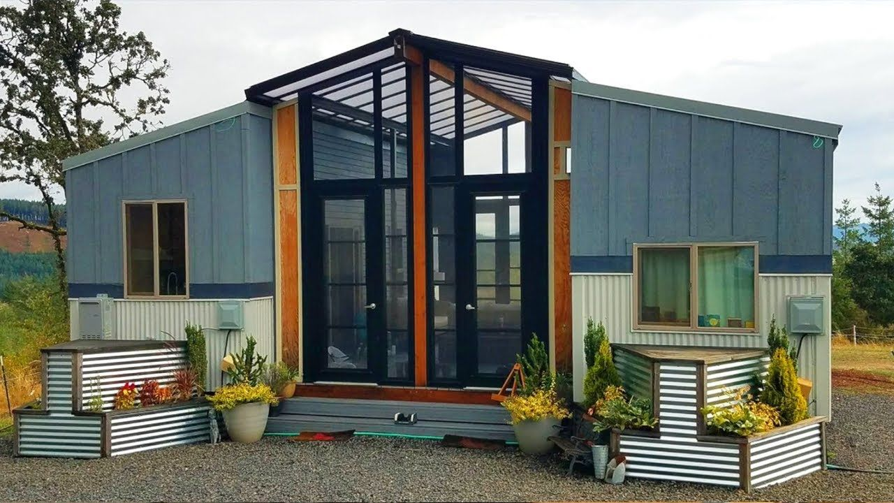 The Double Wide Ohana Tiny Homes Connected