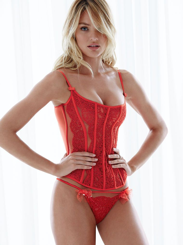 225b3c355 Chantilly Lace Corset - Designer Collection - Victoria s Secret ...