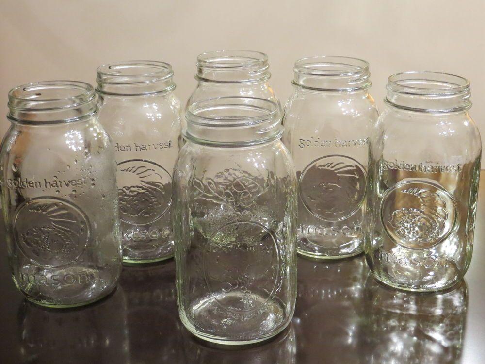 golden harvest mason jars website