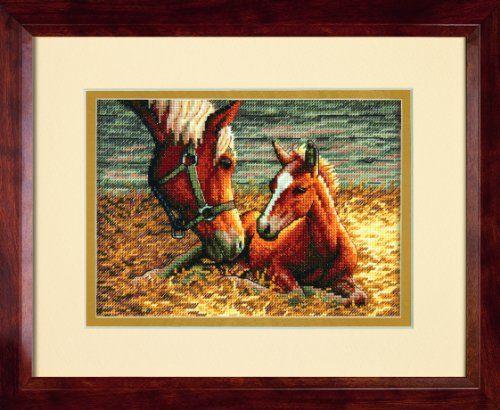 Horse Cross Stitch And Needlework Patterns