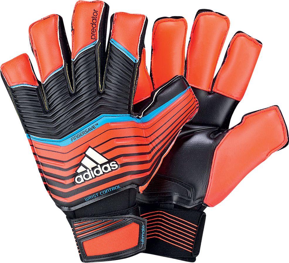 Adidas predator solar red goalkeeper goalkeeper gloves