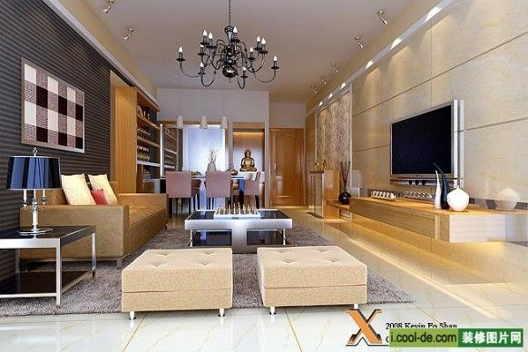 Living Rooms With TV as the Focus | Living Room Designs ...
