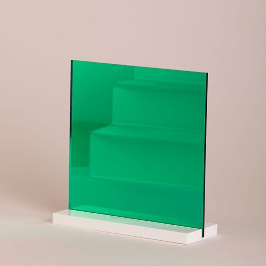 Green Acrylic Mirror Sheet Mirgreen