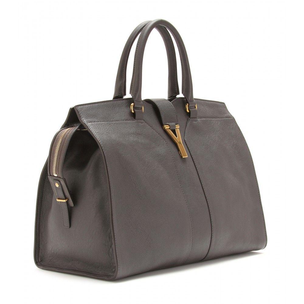 ysl handbags | Yves Saint Laurent – CABAS CHYC LARGE EAST/WEST LEATHER BAG |