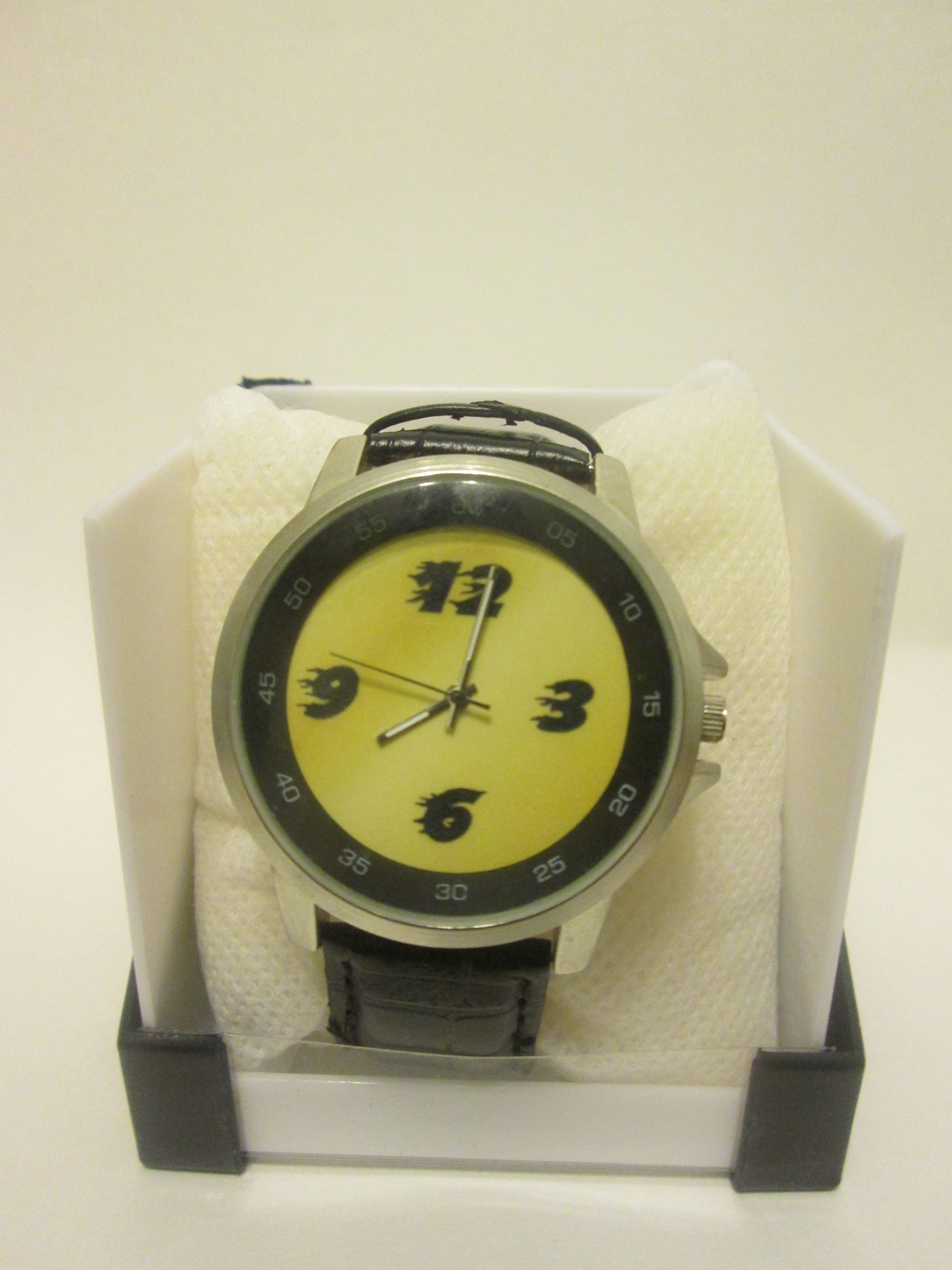 Noneillah's stylish watch. The money for this purchase will go to our college charity we support. The Deshon Johnson College Scholarship. What ever products you see on Noneillahstore Pinterest.
