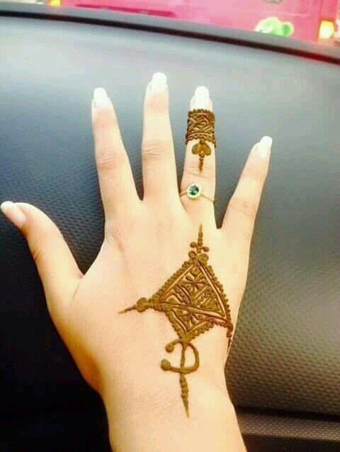 Henna Marocain Henna Designs Hand Henna Designs Easy Henna Designs