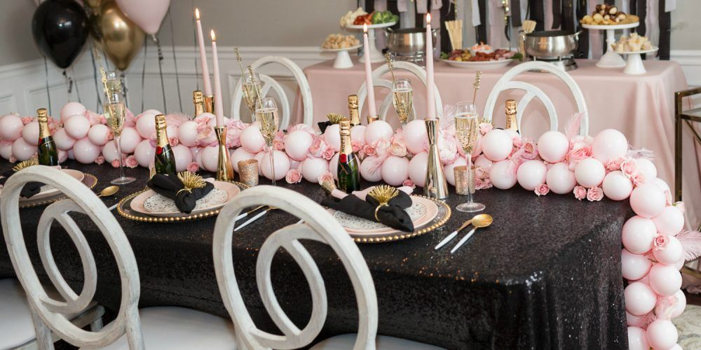 Glam Home New Year S Eve Party That Is Parent Kid Approved With