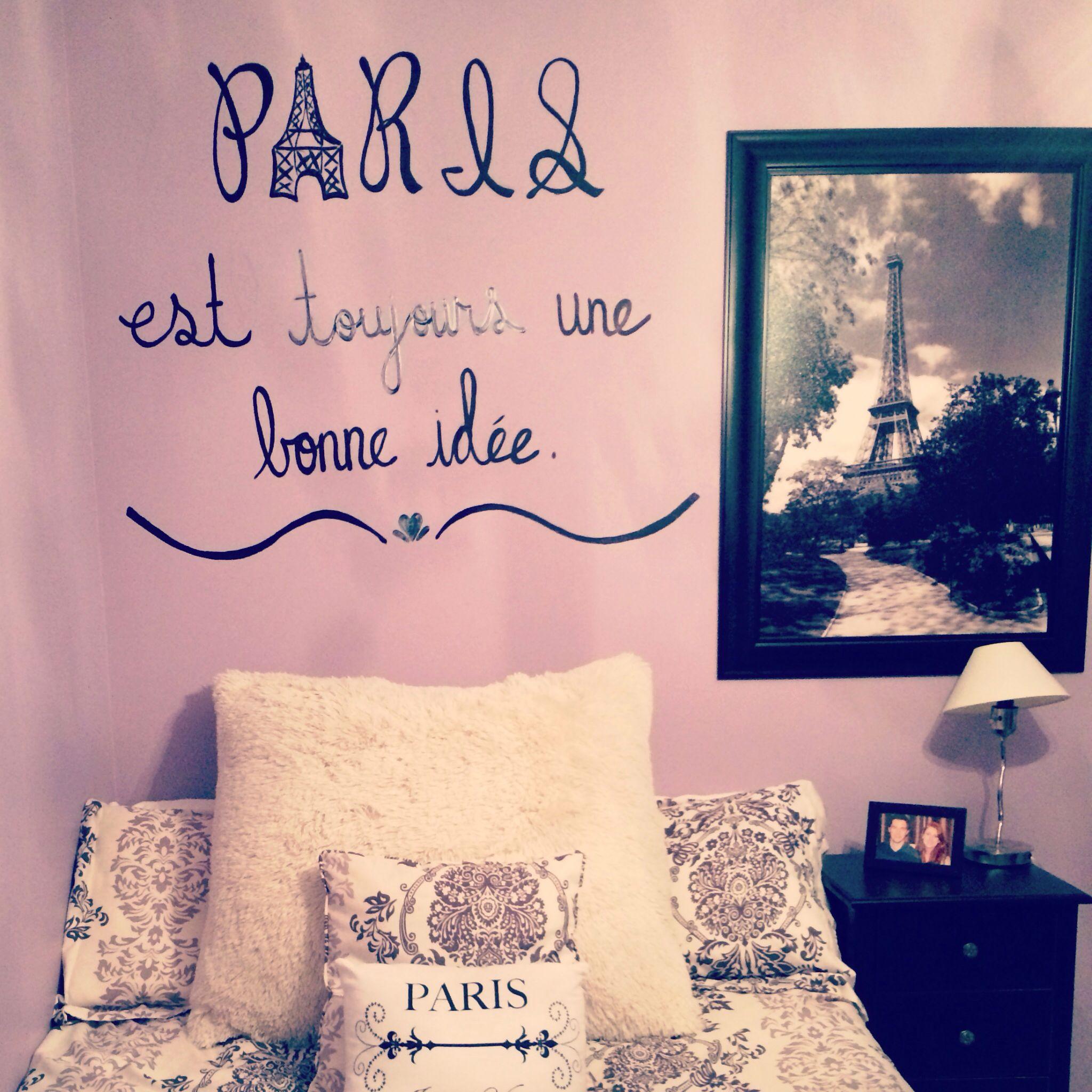paris themed bedroom ideas paris est toujours une bonne ide