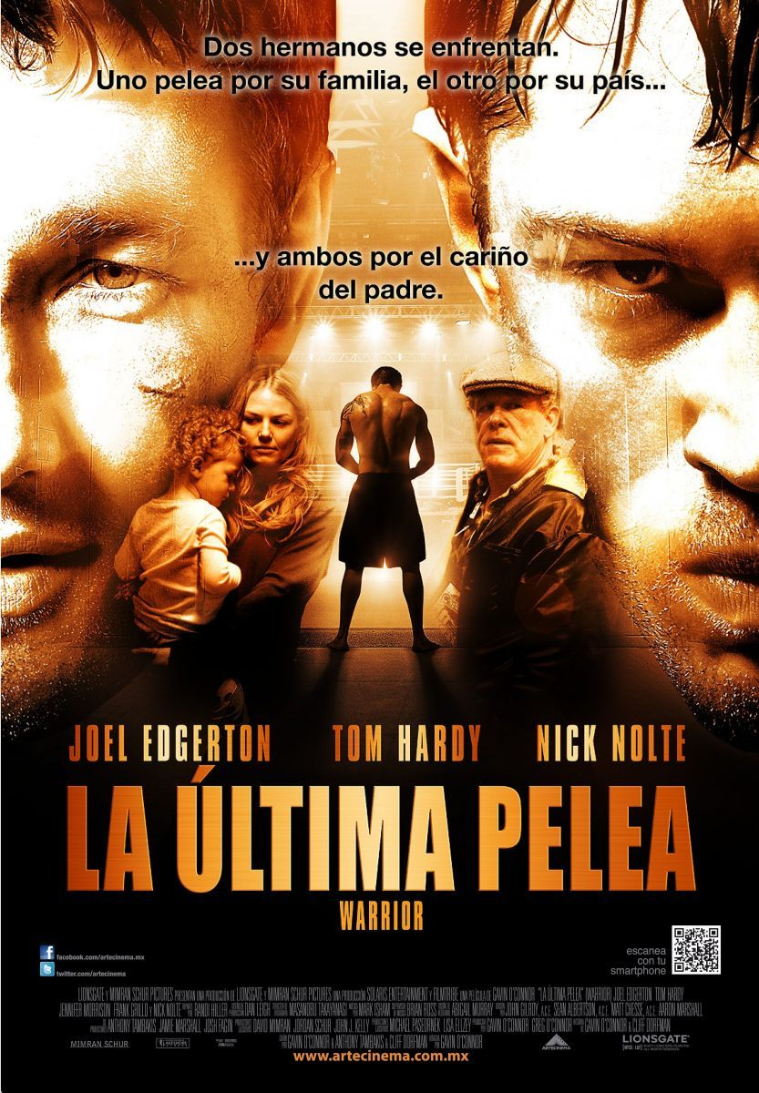 La Ultima Pelea 2011 Latino Castellano Subtitulada Drama Ambientado En El Mundo De Las Artes Marciales Love Movie Jeepers Creepers Jeepers Creepers 3