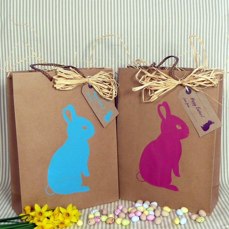 Easter bunny bag set easter pinterest products easter and easter bunny bag set negle Gallery