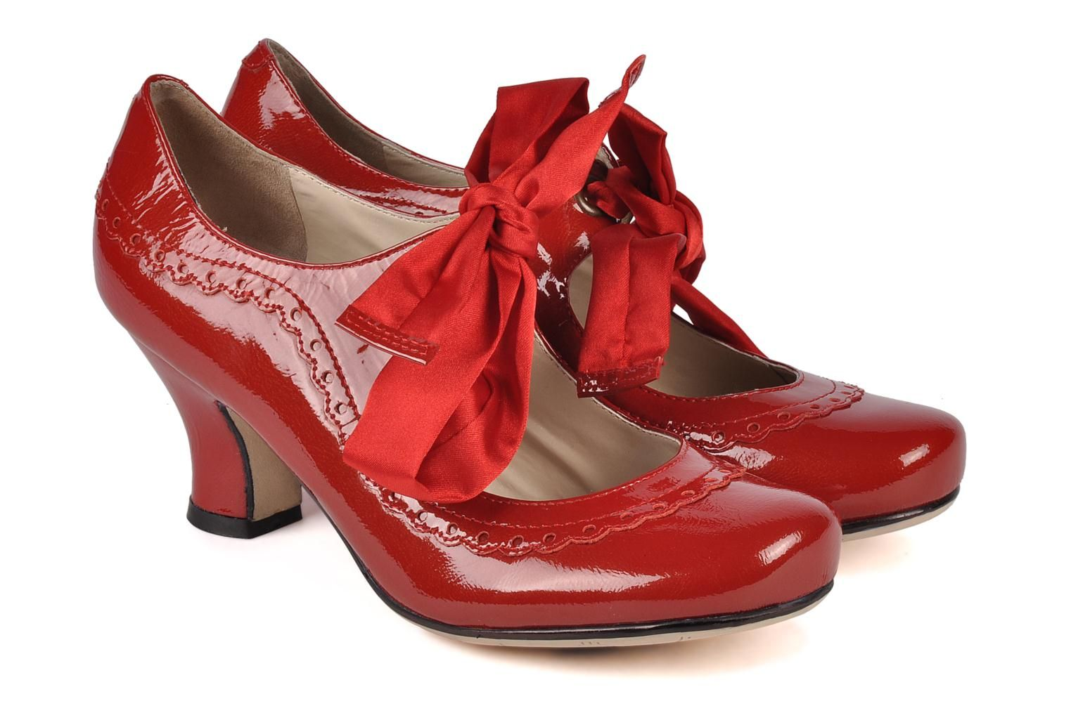 Hush Puppies Noella High Heels In Red At Sarenza Co Uk 45626 Comfortable Stylish Shoes Hush Puppies Comfortable Shoes