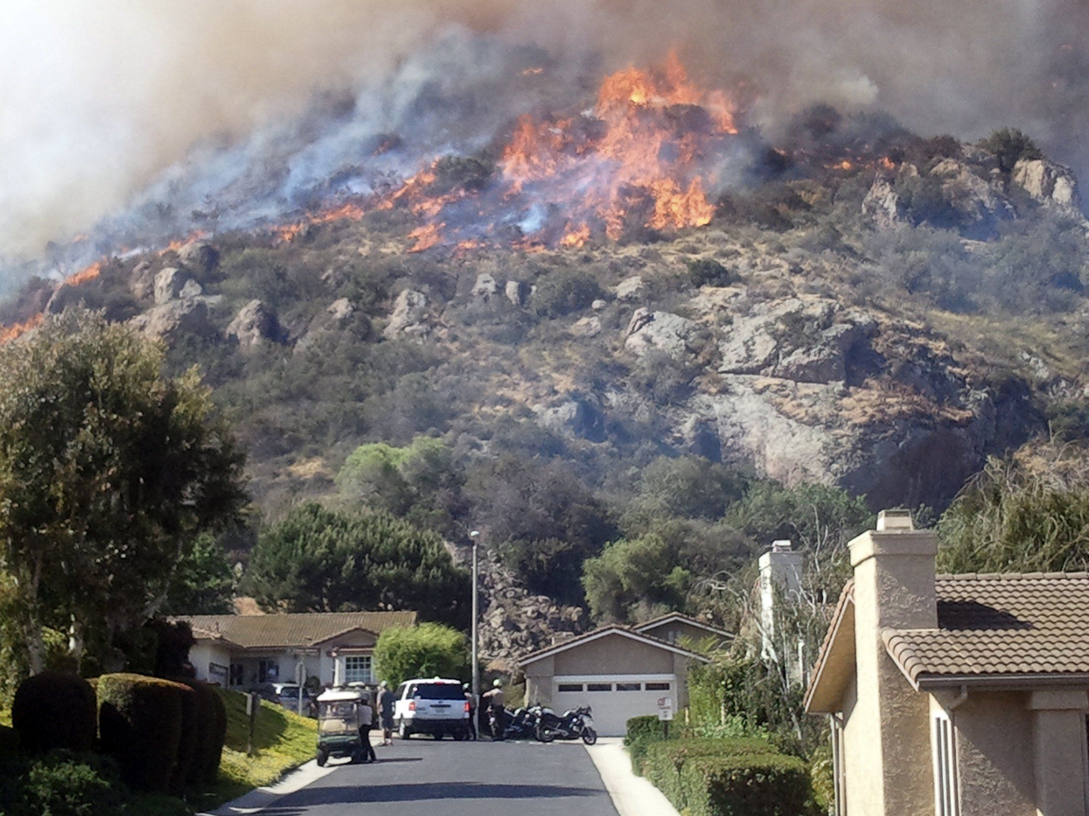 Authorities Have Ordered The Evacuation Of Hundreds Of Homes Due To A Brush Fire In California Reuters Re California Pacific Coast Highway Weather And Climate
