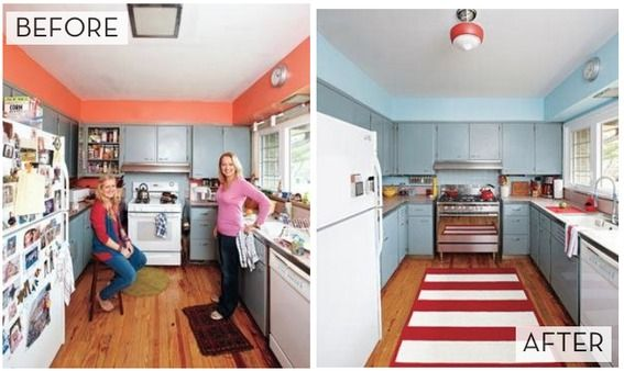 A Non White Real Life 50 S Kitchen Makeover Cure 50s Kitchen