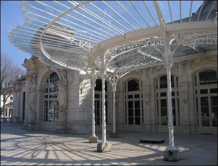 Grand Casino de Vichy (1903) Vichy 03200. La grande marquise.