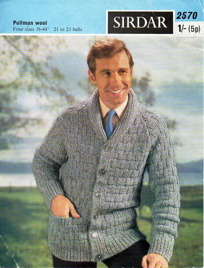 Mens Knitting Pattern Pdf Download Mens Cardigan Knitting Pattern