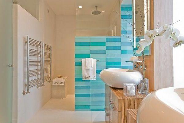 Badezimmer  badezimmer weiß türkis Badezimmer Weiß or Badezimmer - badezimmer ideen wei