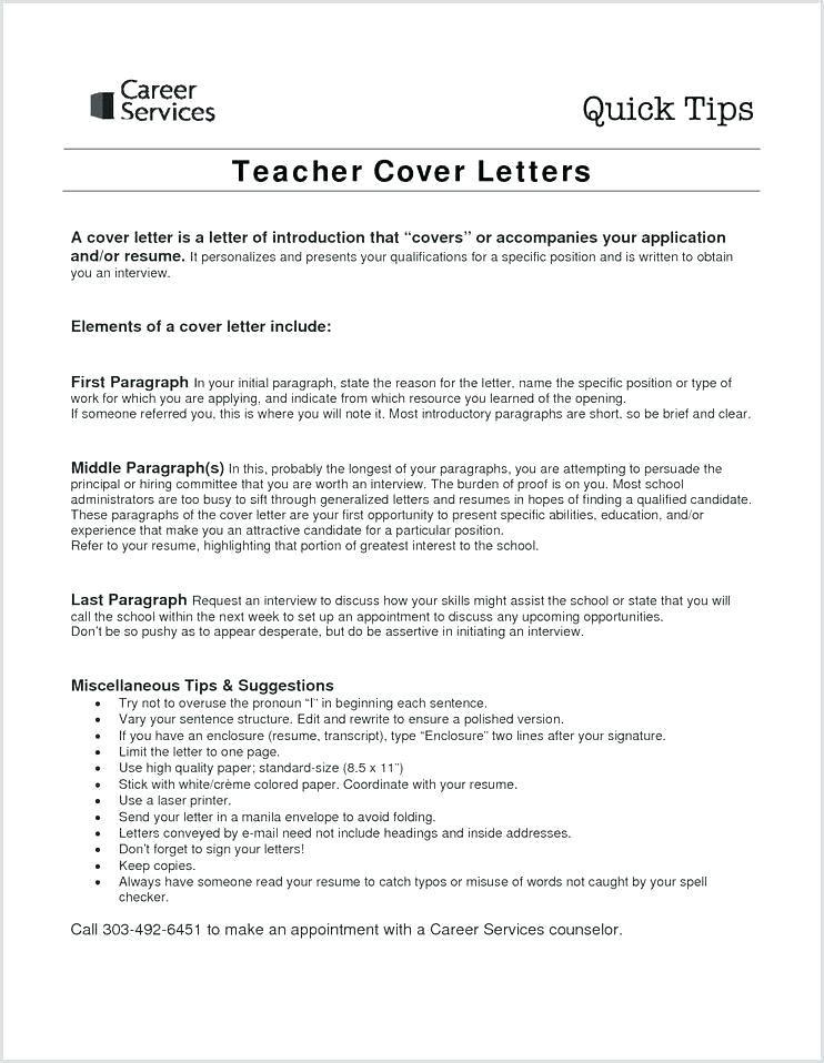 How To Write A Resume Paragraph Cover Resume Teacher