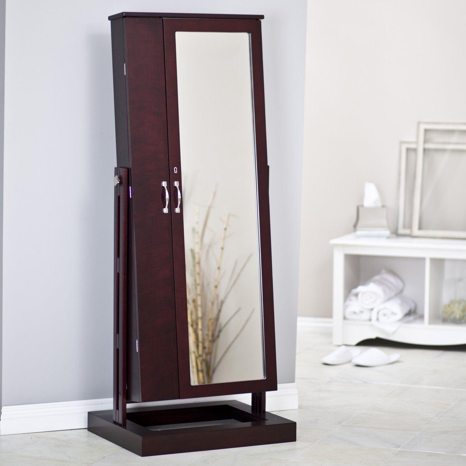 Mirror Jewelry Armoire Good Idea Jewelry Mirror Cheval Mirror Jewelry Armoire Jewelry Armoire