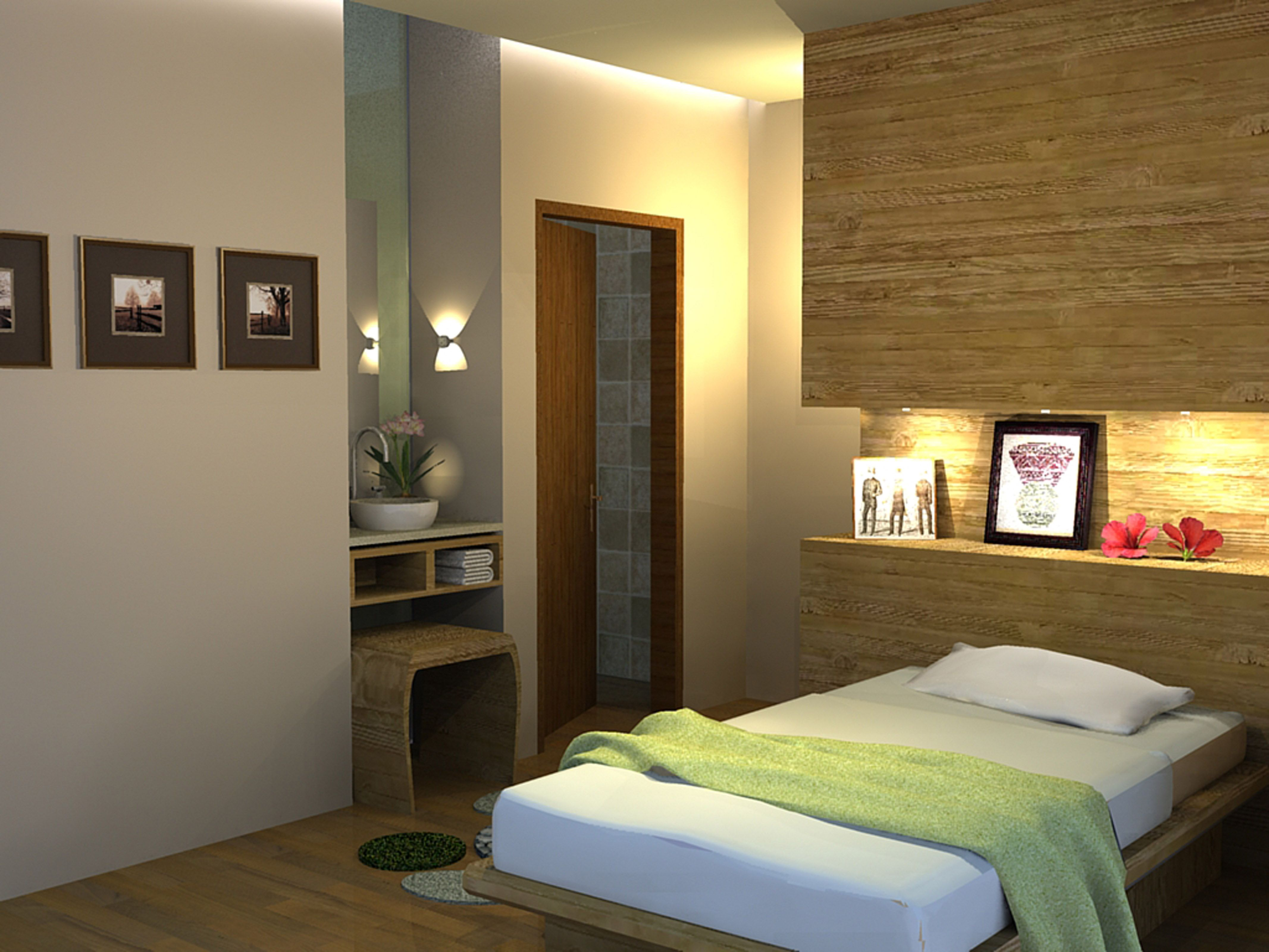 Old Lady Room Design Interior Render Ginamhint
