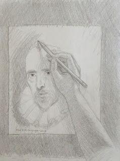 José Héctor Alvarenga: Simply Sketching-Simplemente Bocetando