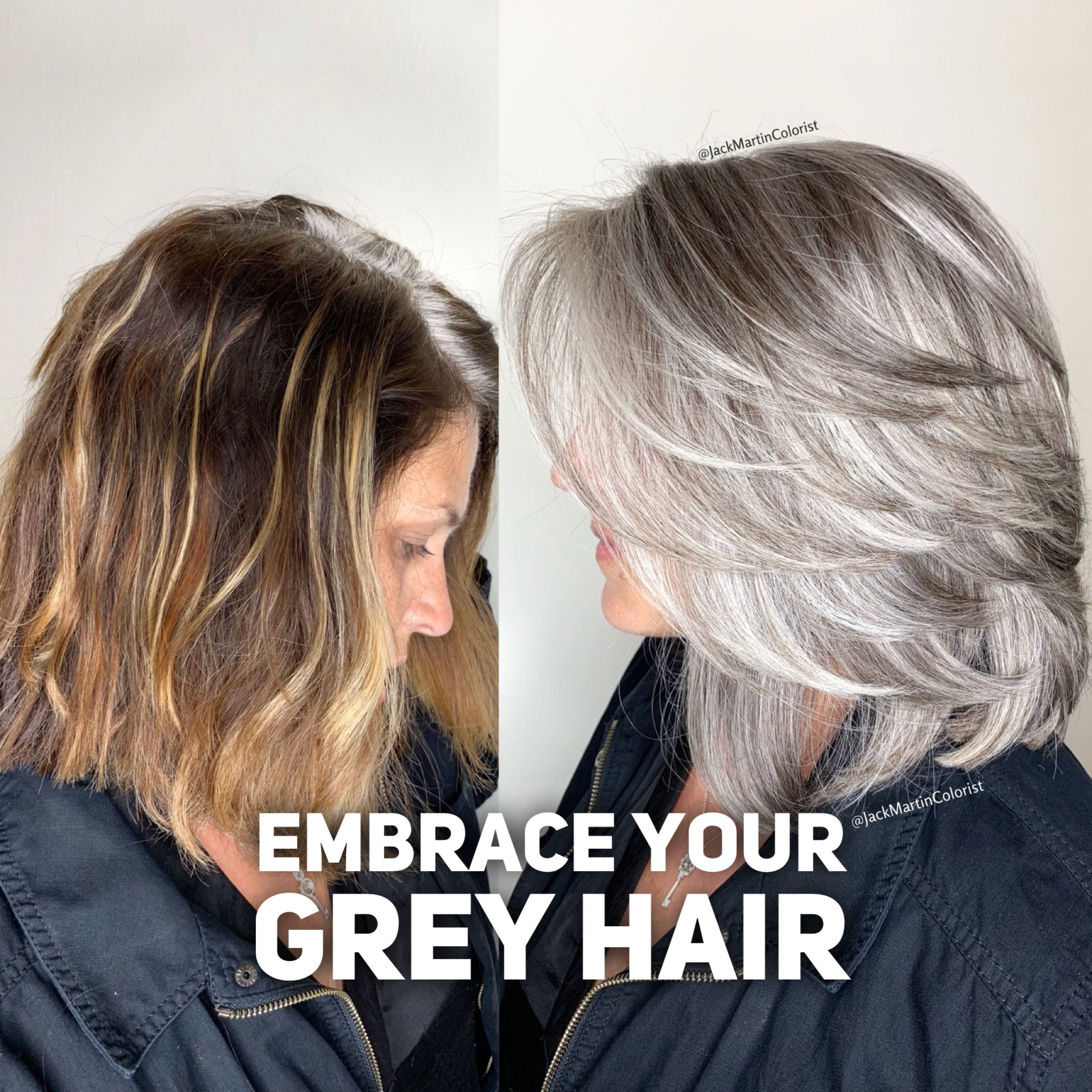 From Boxcolor To Silverhair Stop Coloring Every 3 Weeks
