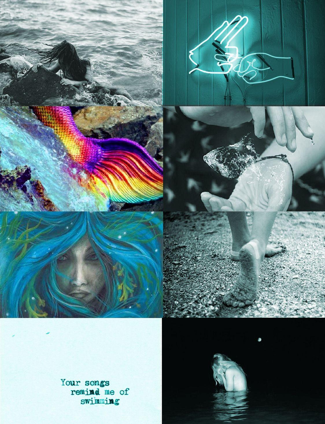 Aquarius dᴇᴍᴏɴ oᴄus pinterest aquarius
